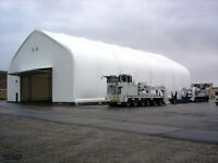 Fabric Buildings/ Fabric Covered Steel Structures on SALE!!