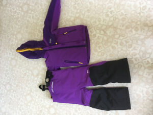 Helly Hanson size 4 snow suit