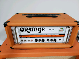 Orange TH 100 guitar amp head