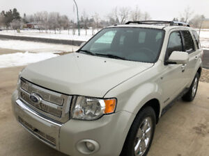 2008 Ford Escape LIMITED V6 SUV, Crossover