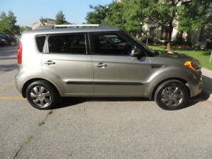 2013 Kia Soul 2u ECONO ACTIVE Very Low Mileage 25000KM!!!
