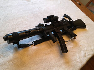 Tippmann A5 kit (mp5 mod and accessories) Amazing Value!!!!! Windsor Region Ontario image 4