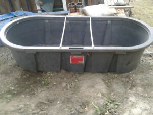 Poly Tuff 600 Galon Cow Trough
