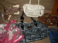 SACOCHES GUESS ET BABY PHAT
