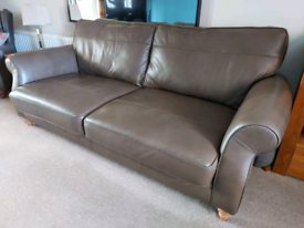 NEXT sofa and snuggle chair