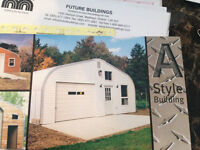 20 x 30 storage shed Future Buildings