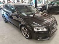 Audi A3 2.0 TDI S LINE SPECIAL EDITION-SPORTBACK