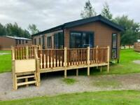 2 bed holiday home with site fees until 2022 Amazing lodge in cul-de-sac
