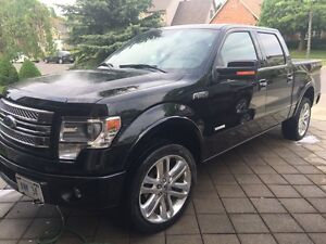 2013 F-150 Limited Ecoboost 3.5LV6 365hp