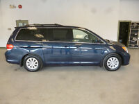 2009 HONDA ODYSSEY EX-L! LEATHER! 8 PASS! SPECIAL ONLY $12,900!