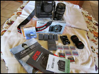 Canon EOS 50D and Accessories