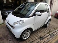 Smart ForTwo Coupe Passion Cdi auto zero tax t DIESEL AUTOMATIC 2009/09