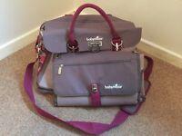 Maternity bag changing bag