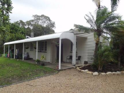 Cottage for rent in Guanaba (and if required a larghorse paddock)