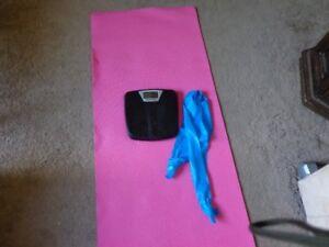 Yoga mat lot