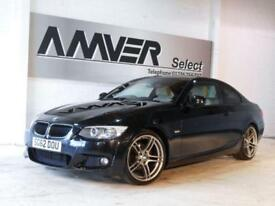 2012 62 BMW 3 SERIES 2.0 318I SPORT PLUS EDITION 2D 141 BHP