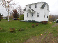 2 bedroom outside Cocagne Sellin at price I paid 10 years ago.