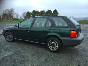 1997 Saturn S-Series SW-1 Wagon - 14+ months on MVI - $2100obo