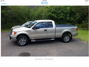 2009 Ford F-150 Supercab Pickup Truck