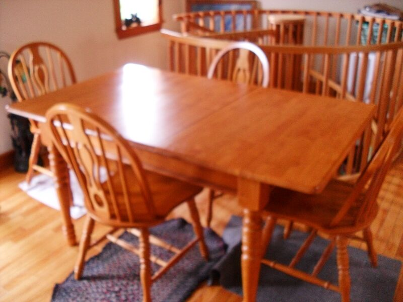 Oak Dining Room Set Dining Tables And Sets Annapolis Valley Kijiji