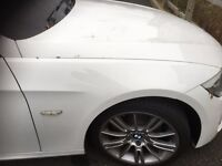 BMW 3 SERIES E92/93 DRIVERS SIDE WING