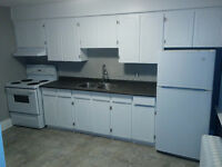 Newly Renovated clean unit STEPS from Coxwell Subway.
