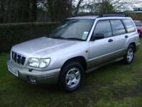 Subaru Forester 2.0 auto NOISY DIFF CRACK IN SCREEN SPARES OR REPAIRS NO OFFERS!