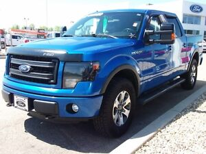 2013 Ford F-150 FX4 4x4 SuperCrew 6.2L 84 MONTHS OR 200,000 KM E