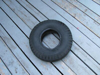 Good Year Spare Tire for Tent Trailer or Small RV 5.70-8