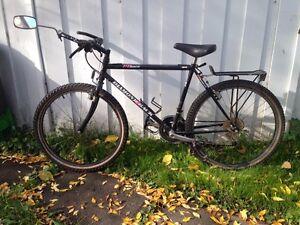 18-Speed bike