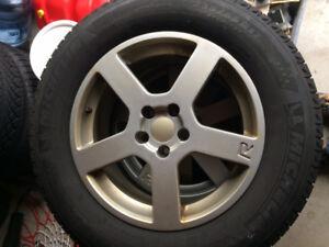 Winter Tires Michelin Latitude X-Ice 235/65/R17   $900