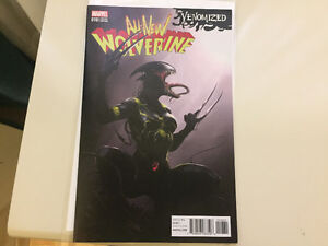 All new wolverine 18 venonized variant