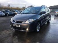 2007 Mazda Mazda 5 2.0 Sport 7 Seats, Alloy wheels, Only 2 previous owners