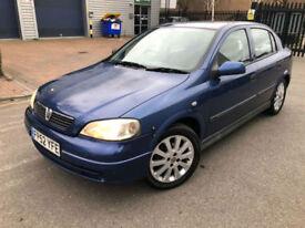 Vauxhall Astra 1.4 2002