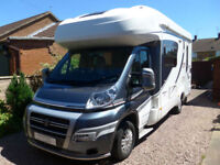 Auto Trail Frontier Navajo Spacious 2 Berth Luxury motorhome, End Kitchen