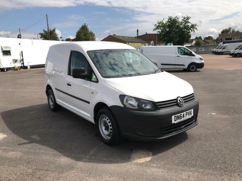 662ca32b97c1dc Volkswagen Caddy 1.6 75PS STARTLINE EURO 5 DIESEL MANUAL WHITE (2014)
