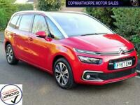 2017 Citroen GRAND C4 PICASSO 1.6 BlueHDi Flair (s/s) 5dr MPV Diesel Manual