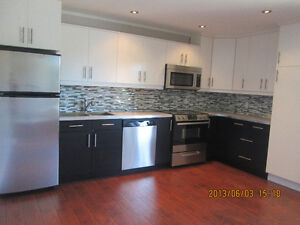 Completely Renovated 3 Bedroom Apartment- Available May1/17 Peterborough Peterborough Area image 1