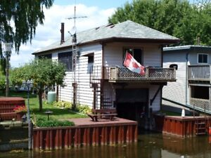 Cottage rental at Bass Haven / Mitchell's BayLake St. Clair