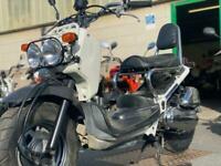 2007 JDM Honda Zoomer 50 lightly customised