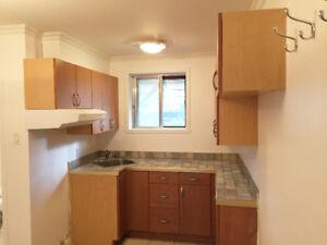 Grand Appartement 3 ½ électricité incluse