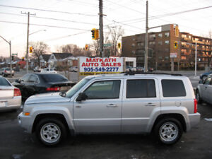 **2010 Jeep Patriot North Edition**  Cert., & E-tested