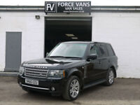 LAND ROVER RANGE ROVER 3.6TD V8 AUTO VOGUE SE 4X4 4WD AWD FAMILY CAR