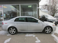 2008 Acura TL Winnipeg Manitoba Preview