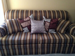 Convertible Couch/Sofa to Double Bed