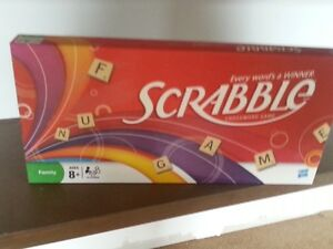 SCRABBLE FOR KIDS BRAND NEW