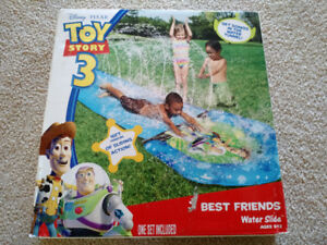 Inflatable Tunnel Water Slide for Kids - NEW (SEALED IN THE BOX)
