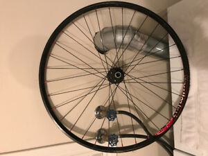 "Used 29"" Mountain Bike rim with 20mm pass through"