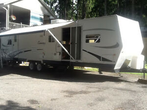 38 ft PARK MODEL MUST SELL OR TRADE