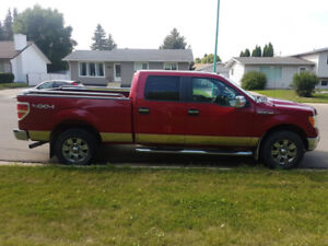 2009, FORD F150 XLT SUPERCREW 4WD